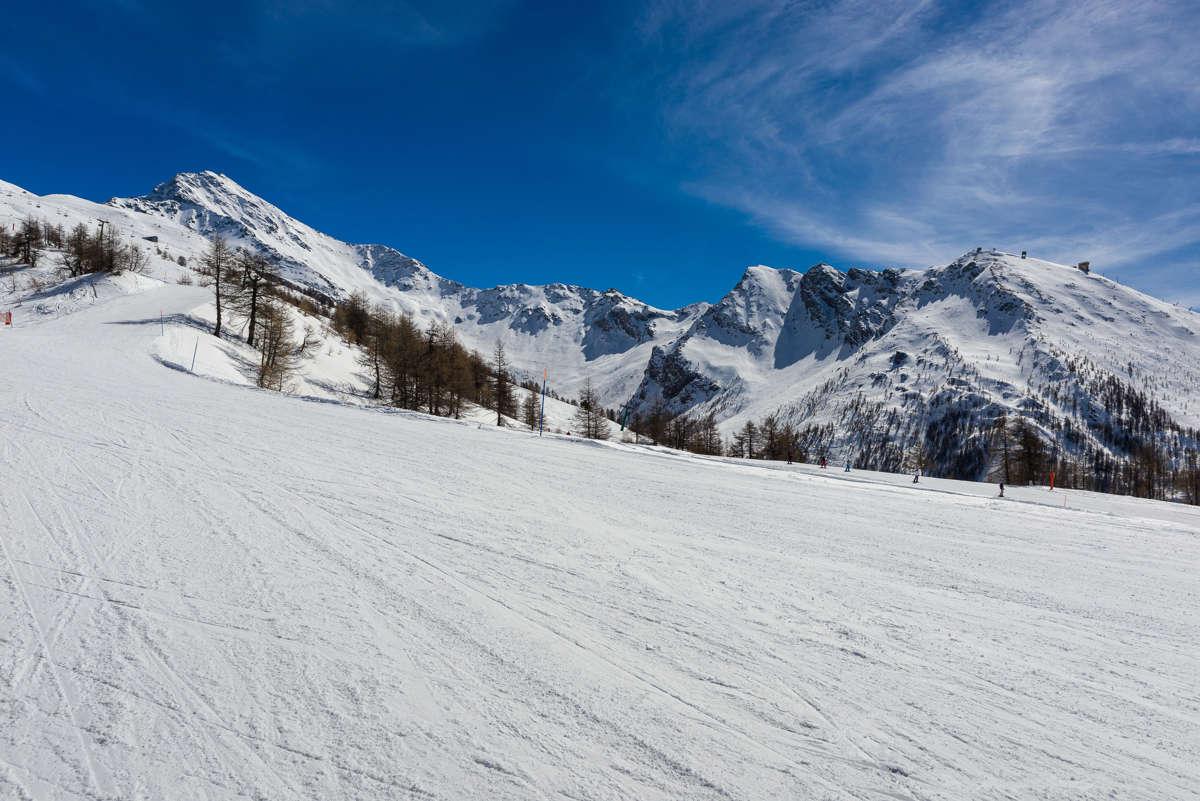 dove sciare in piemonte