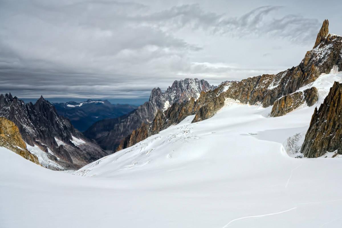 dove sciare in valle d'aosta